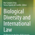 Biological Diversity and International Law, Mar Campins & Teresa Fajardo (Ed.)